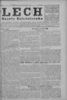 Lech. Gazeta Gnieźnieńska: codzienne pismo polityczne dla wszystkich stanów 1927.02.16 R.29 Nr37