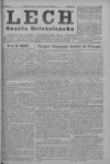 Lech. Gazeta Gnieźnieńska: codzienne pismo polityczne dla wszystkich stanów 1927.02.18 R.29 Nr39