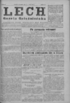 Lech. Gazeta Gnieźnieńska: codzienne pismo polityczne dla wszystkich stanów 1927.02.17 R.29 Nr38