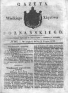 Gazeta Wielkiego Xięstwa Poznańskiego 1838.07.13 Nr161
