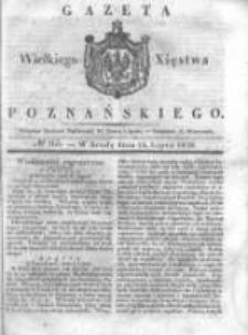 Gazeta Wielkiego Xięstwa Poznańskiego 1838.07.18 Nr165