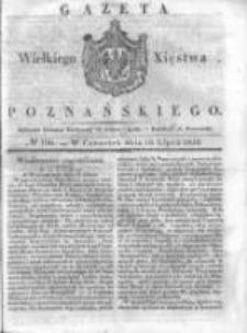 Gazeta Wielkiego Xięstwa Poznańskiego 1838.07.19 Nr166