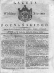 Gazeta Wielkiego Xięstwa Poznańskiego 1838.07.28 Nr174