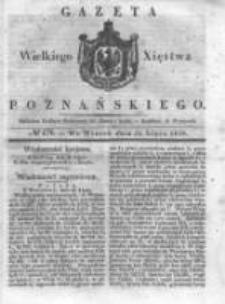Gazeta Wielkiego Xięstwa Poznańskiego 1838.07.31 Nr176
