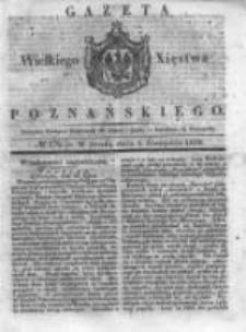 Gazeta Wielkiego Xięstwa Poznańskiego 1838.08.01 Nr177