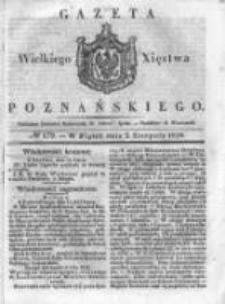 Gazeta Wielkiego Xięstwa Poznańskiego 1838.08.03 Nr179