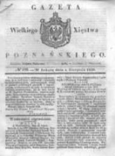 Gazeta Wielkiego Xięstwa Poznańskiego 1838.08.04 Nr180