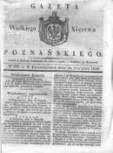 Gazeta Wielkiego Xięstwa Poznańskiego 1838.08.20 Nr193