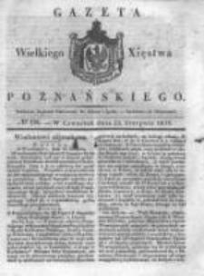 Gazeta Wielkiego Xięstwa Poznańskiego 1838.08.23 Nr196