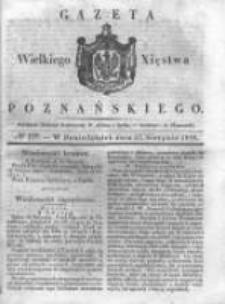 Gazeta Wielkiego Xięstwa Poznańskiego 1838.08.27 Nr199