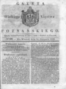 Gazeta Wielkiego Xięstwa Poznańskiego 1838.08.28 Nr200