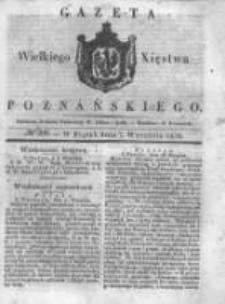 Gazeta Wielkiego Xięstwa Poznańskiego 1838.09.07 Nr209