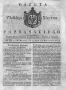 Gazeta Wielkiego Xięstwa Poznańskiego 1838.09.10 Nr211
