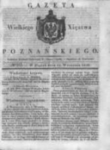 Gazeta Wielkiego Xięstwa Poznańskiego 1838.09.14 Nr215