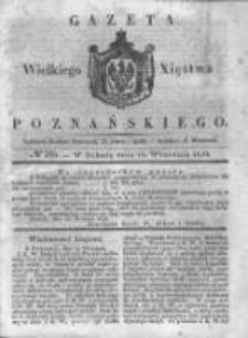 Gazeta Wielkiego Xięstwa Poznańskiego 1838.09.15 Nr216