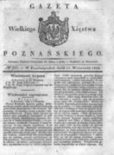 Gazeta Wielkiego Xięstwa Poznańskiego 1838.09.17 Nr217