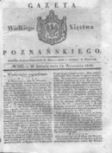 Gazeta Wielkiego Xięstwa Poznańskiego 1838.09.22 Nr222