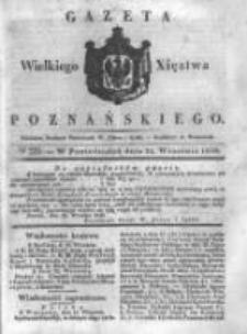 Gazeta Wielkiego Xięstwa Poznańskiego 1838.09.24 Nr223