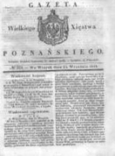 Gazeta Wielkiego Xięstwa Poznańskiego 1838.09.25 Nr224
