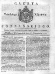 Gazeta Wielkiego Xięstwa Poznańskiego 1838.09.27 Nr226