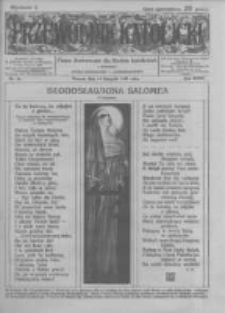 Przewodnik Katolicki. 1929 R.35 nr46