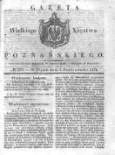 Gazeta Wielkiego Xięstwa Poznańskiego 1838.10.05 Nr233