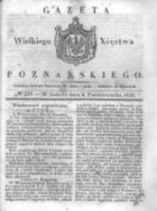 Gazeta Wielkiego Xięstwa Poznańskiego 1838.10.06 Nr234