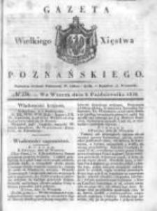 Gazeta Wielkiego Xięstwa Poznańskiego 1838.10.09 Nr236