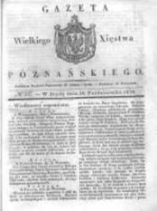 Gazeta Wielkiego Xięstwa Poznańskiego 1838.10.10 Nr237