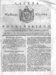 Gazeta Wielkiego Xięstwa Poznańskiego 1838.10.16 Nr242