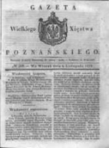 Gazeta Wielkiego Xięstwa Poznańskiego 1838.11.06 Nr260