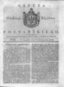 Gazeta Wielkiego Xięstwa Poznańskiego 1838.11.07 Nr261