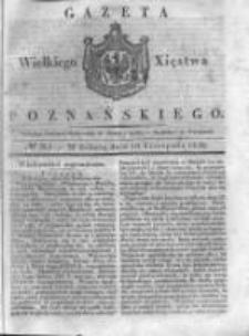Gazeta Wielkiego Xięstwa Poznańskiego 1838.11.10 Nr264