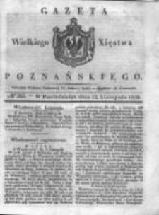 Gazeta Wielkiego Xięstwa Poznańskiego 1838.11.12 Nr265