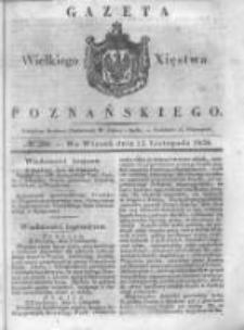 Gazeta Wielkiego Xięstwa Poznańskiego 1838.11.13 Nr266