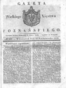 Gazeta Wielkiego Xięstwa Poznańskiego 1838.10.18 Nr244