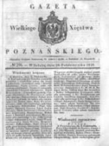 Gazeta Wielkiego Xięstwa Poznańskiego 1838.10.20 Nr246