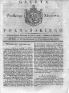 Gazeta Wielkiego Xięstwa Poznańskiego 1838.10.31 Nr255