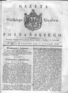 Gazeta Wielkiego Xięstwa Poznańskiego 1838.11.15 Nr268