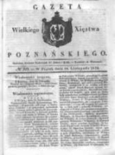 Gazeta Wielkiego Xięstwa Poznańskiego 1838.11.16 Nr269