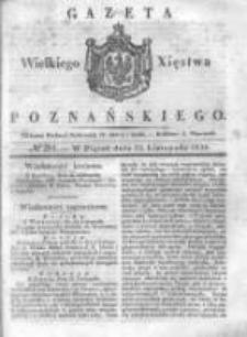 Gazeta Wielkiego Xięstwa Poznańskiego 1838.11.30 Nr281