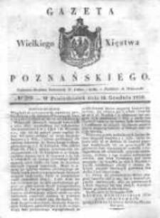Gazeta Wielkiego Xięstwa Poznańskiego 1838.12.10 Nr289