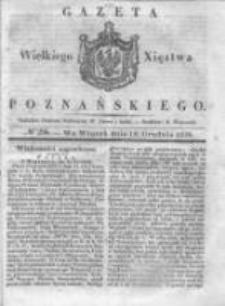 Gazeta Wielkiego Xięstwa Poznańskiego 1838.12.18 Nr296