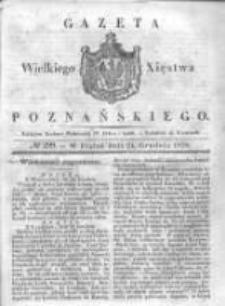 Gazeta Wielkiego Xięstwa Poznańskiego 1838.12.21 Nr299
