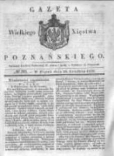 Gazeta Wielkiego Xięstwa Poznańskiego 1838.12.28 Nr303