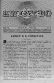 Światło. Pismo Ludowe Ilustrowane Poświęcone Nauce i Rozrywce. 1893 R.7 nr9