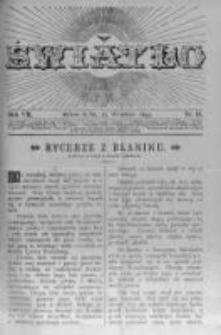 Światło. Pismo Ludowe Ilustrowane Poświęcone Nauce i Rozrywce. 1893 R.7 nr18