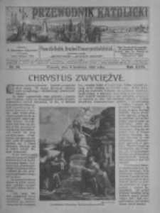 Przewodnik Katolicki. 1920 R.26 nr14