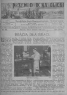 Przewodnik Katolicki. 1920 R.26 nr32