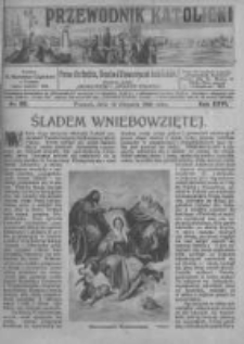 Przewodnik Katolicki. 1920 R.26 nr33